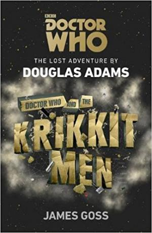 Doctor Who and the Krikkitmen (Credit: BBC Books)