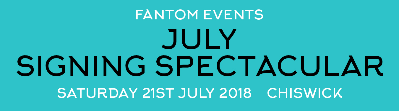 July Signing Spectacular