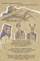 The Tenth Doctor: Facing Fate Volume 2: Vortex Butterflies - Page 1 (Credit: Titan )