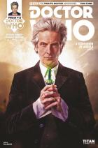 Doctor Who: Twelfth Doctor - Year Three #12 - Cover B (Credit: Titan )