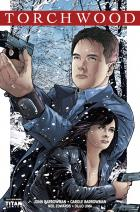 Torchwood The Culling #4 - Cover A (Credit: Titan )