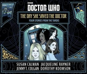 The Day She Saved The Doctor (audiobook) (Credit: Puffin)