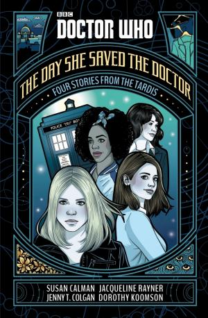 The Day She Saved The Doctor (Credit: Puffin)