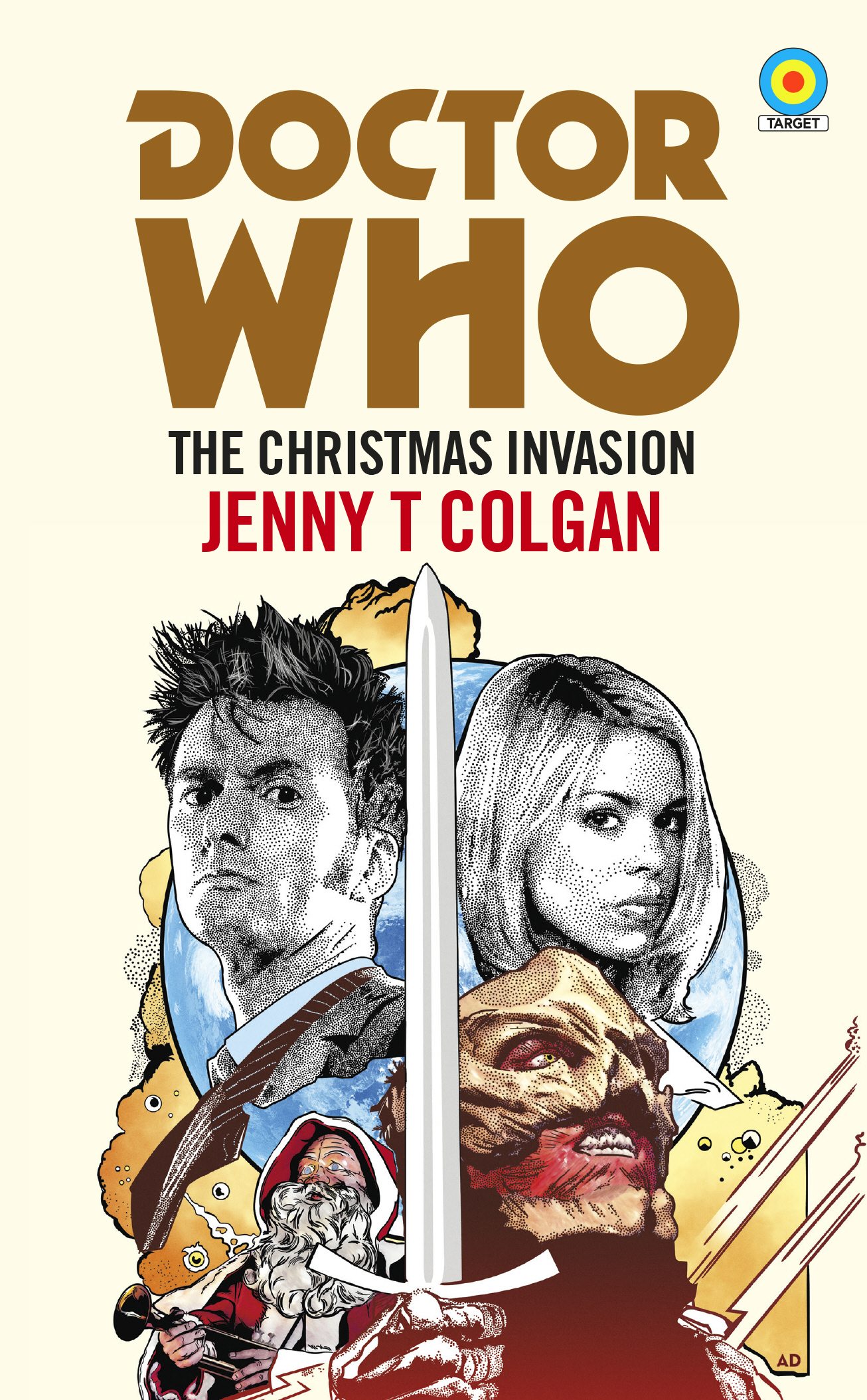 The Christmas Invasion (Credit: BBC Books)