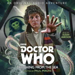 The Thing From The Sea (Credit: BBC Audio)