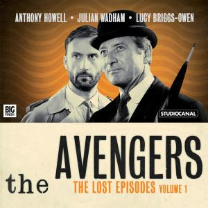 The Avengers: The Lost Episodes Volume 1 (Credit: Big Finish)