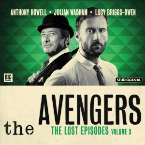 The Avengers: The Lost Episodes Volume 3 (Credit: Big Finish)