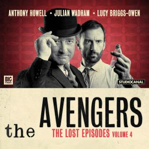 The Avengers: The Lost Episodes Volume 4 (Credit: Big Finish)