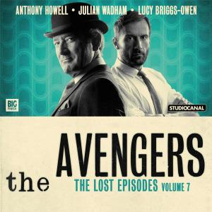 The Avengers: The Lost Episodes Volume 7 (Credit: Big Finish)