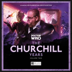 Doctor Who: The Churchill Years (Volume Two)