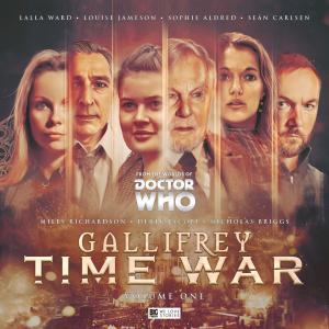 Time War (Credit: Big Finish)