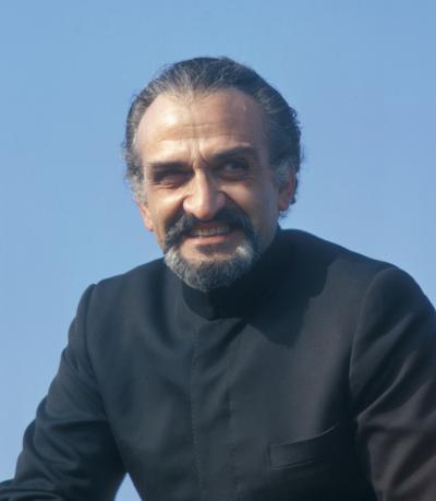 Roger Delgado (Credit: BBC)