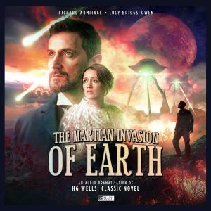 The Martian Invasion of Earth (Credit: Big Finish)