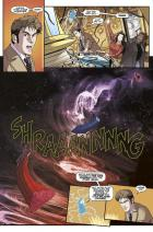 Doctor Who: The Tenth Doctor Year Three #14 - Page 1 (Credit: Titan )