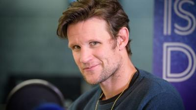 Matt Smith - Desert Island Discs (Credit: BBC)