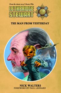 Lethbridge-Stewart: The Man From Yesterday (Credit: Candy Jar Books)