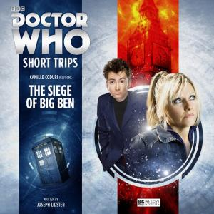 Doctor Who: The Siege Of Big Ben