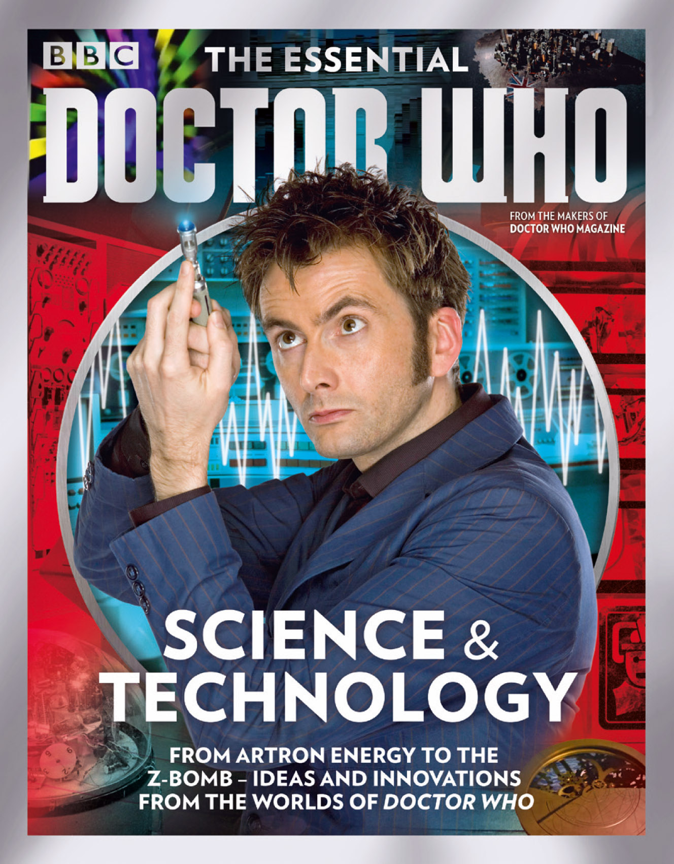 The Essential Doctor Who: Science and Technology (Credit: Panini)