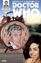 D​octor Who: The Twelfth Doctor Year Three #13 - Cover C (Credit: Titan )