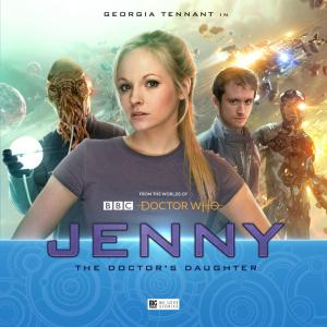 Jenny - The Doctor's Daughter (Credit: Big Finish)