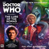 The Lure of the Nomad (Credit: Big Finish)