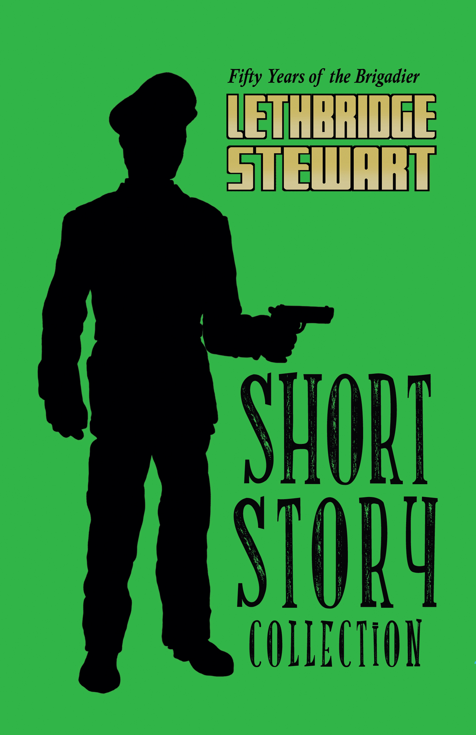 Lethbridge-Stewart: Short Story Collection (Credit: Candy Jar Books)