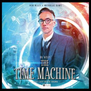The Time Machine (Credit: Big Finish)