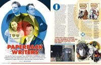 Doctor Who Magazine Issue 524 (Credit: Panini)