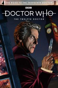 The Road To The Thirteenth Doctor #1 (Credit: Titan / Klebs Jr)