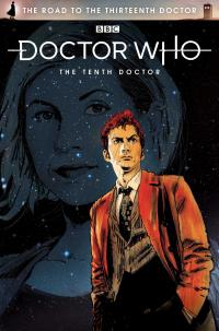 The Road To The Thirteenth Doctor #1 (Credit: Titan / Robert Hack)