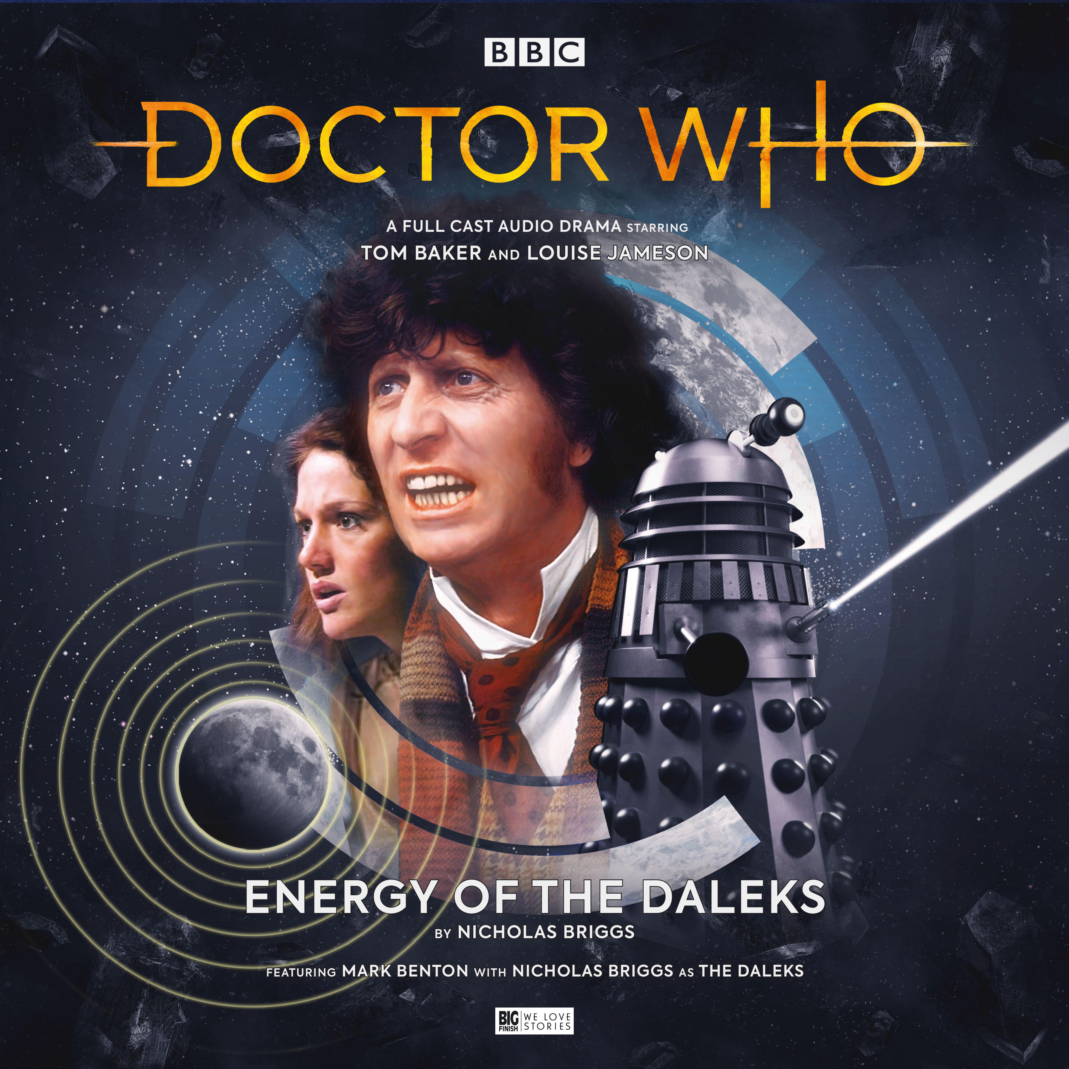 Energy of the Daleks (Credit: Big Finish)