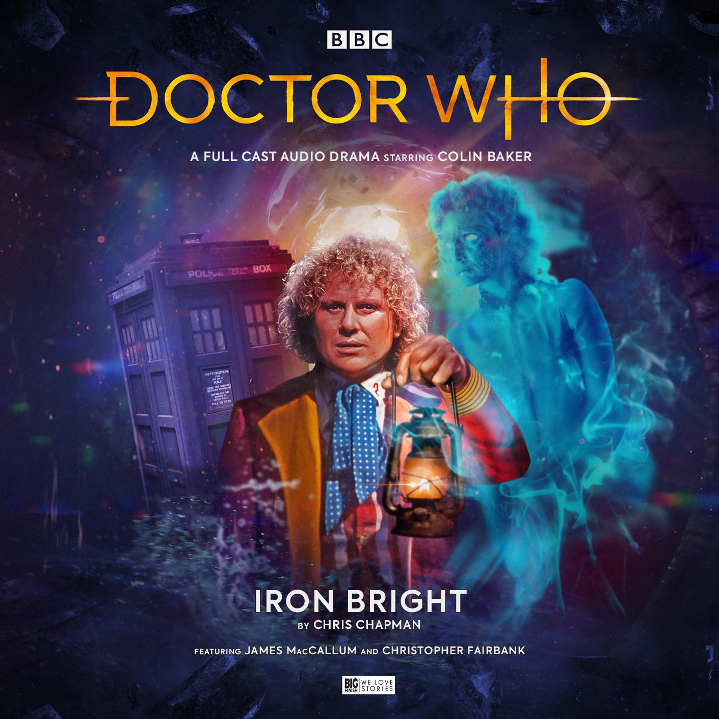 Iron Bright (Credit: Big Finish)