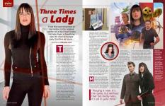 Doctor Who Magazine Issue 525 (Credit: Panini)
