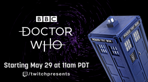 Twitch Presents Doctor Who (2018)