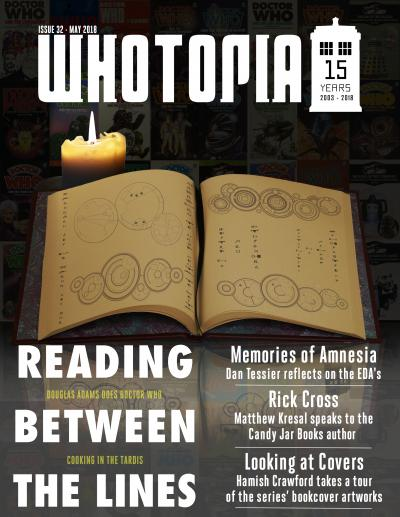 Whotopia Issue 32