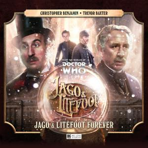 Jago & Litefoot Forever (Credit: Big Finish)