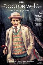 Seventh Doctor #1 - Cover A (Credit: Titan )
