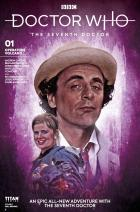 Seventh Doctor #1 - Cover B (Credit: Titan )