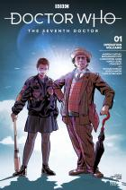 Seventh Doctor #1 - Cover C (Credit: Titan )