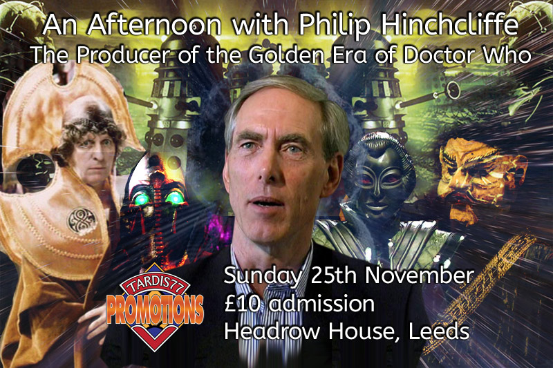 An Afternoon with Philip Hinchcliffe