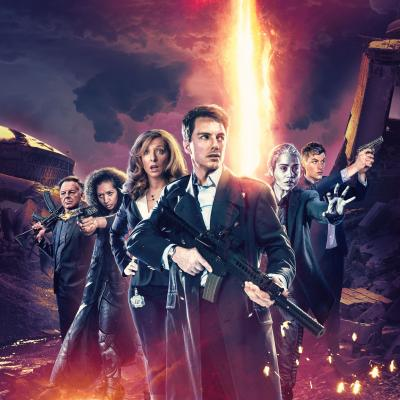 Torchwood - Series 6 (Credit: Big Finish)