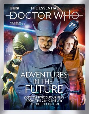 The Essential Doctor Who: Adventures in the Future (Credit: Panini)