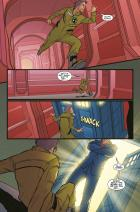 The Road to the Thirteenth Doctor: The Tenth Doctor Page 1 (Credit: Titan )