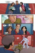 The Road to the Thirteenth Doctor: The Tenth Doctor Page 2 (Credit: Titan )