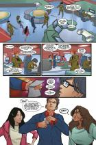 The Road to the Thirteenth Doctor: The Tenth Doctor Page 4 (Credit: Titan )