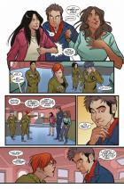 The Road to the Thirteenth Doctor: The Tenth Doctor Page 5 (Credit: Titan )