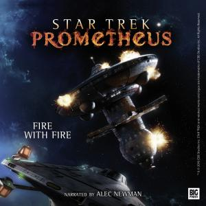 Star Trek Prometheus (Credit: Big Finish)