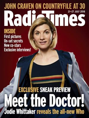 Radio Times (21-27 Jul 2018) (Credit: Radio Times)