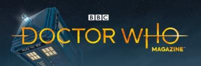 Doctor Who Magazine (Credit: DWM)