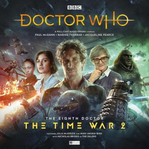 The Time War - Series 2 (Credit: Big Finish)